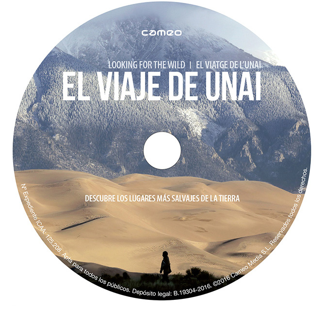 DVD el viaje de unai - Looking for the wild